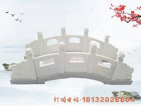 汉白玉小桥石雕