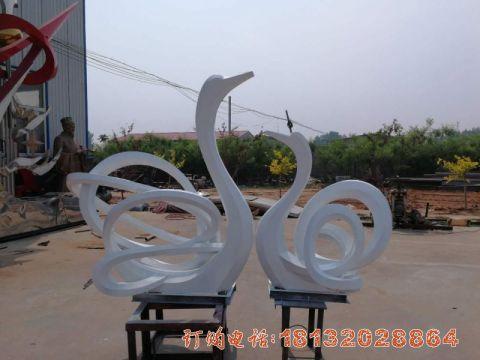 深圳不锈钢抽象天鹅项目