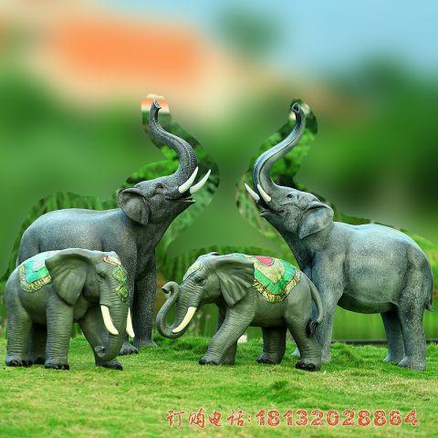 玻璃钢大象必威体育娱乐