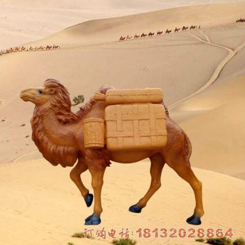 玻璃钢仿真骆驼
