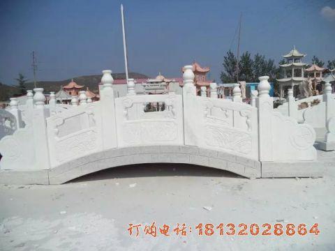 汉白玉拱桥石雕