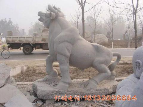 公园石雕牛必威体育娱乐