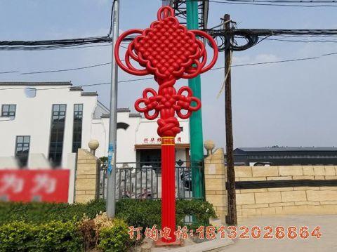 不锈钢中国结城市景观必威体育娱乐