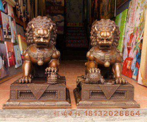 铸铜门口北京狮必威体育娱乐